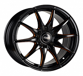 6.5х15/4x100/ЕТ40/D67.1 Advanti MM580U TM