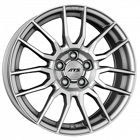 7.5х18/5х112/ЕТ43/D66.5 ATS StreetRace Diamond Silver