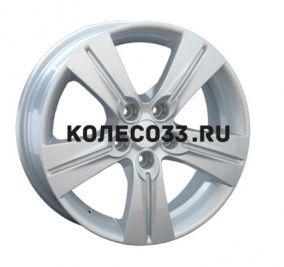 6.5х17/5x114.3/ЕТ46/D67.1 Replay Ki36 Sil