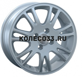 6.5х15/4x100/ЕТ45/D54.1 Replay LF14 Sil