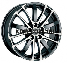 8х18/5x112/ЕТ35/D70.1 ATS X-Treme Racing black front polished