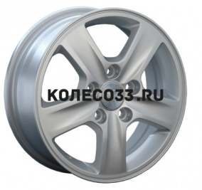 5.5х15/5x114.3/ЕТ41/D67.1 Replay KI83 Sil